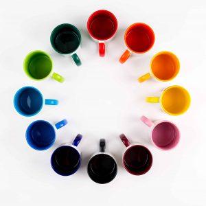 11oz Two-tone Mug (Printable)
