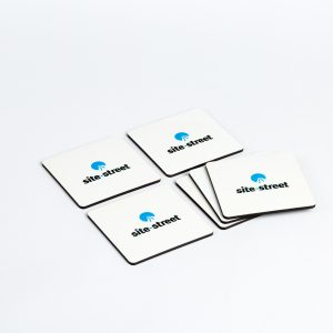 Corporate Coasters (Square) – Pack of 6