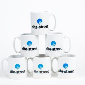 Corporate Mugs- pack of 6