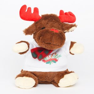 Soft Reindeer Toy